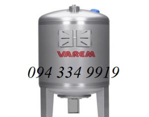 Bình tích áp Varem Inox 500l 8Bar